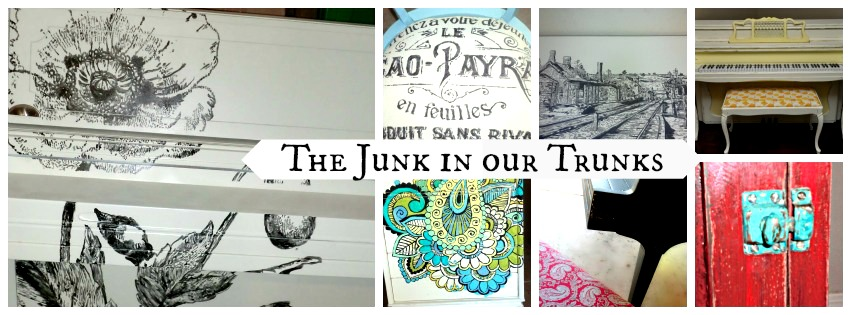 the junk in our trunks