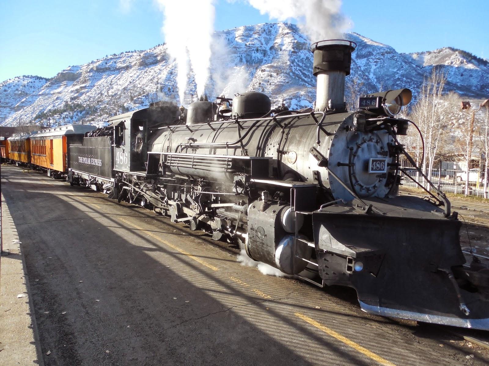 Jjwtrains the durango and silverton narrow gauge railroad for The silverton