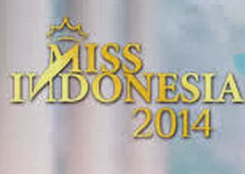 Gallery Foto Miss Indonesia 2014