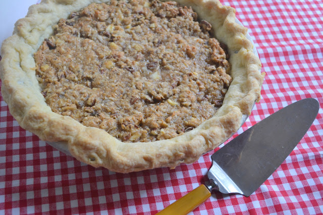 Candy girl baked sunday mornings sawdust pie