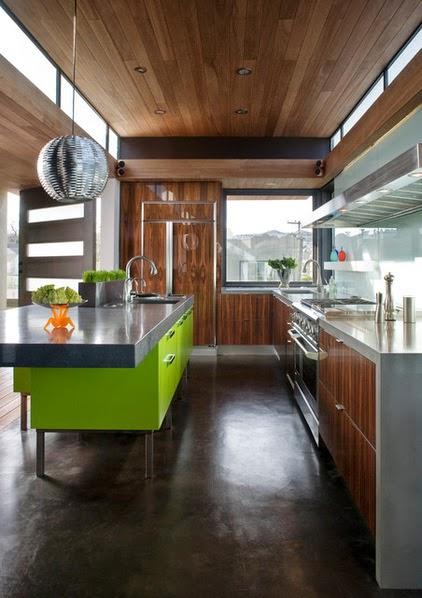 Wood Kitchen Cabinet Colors