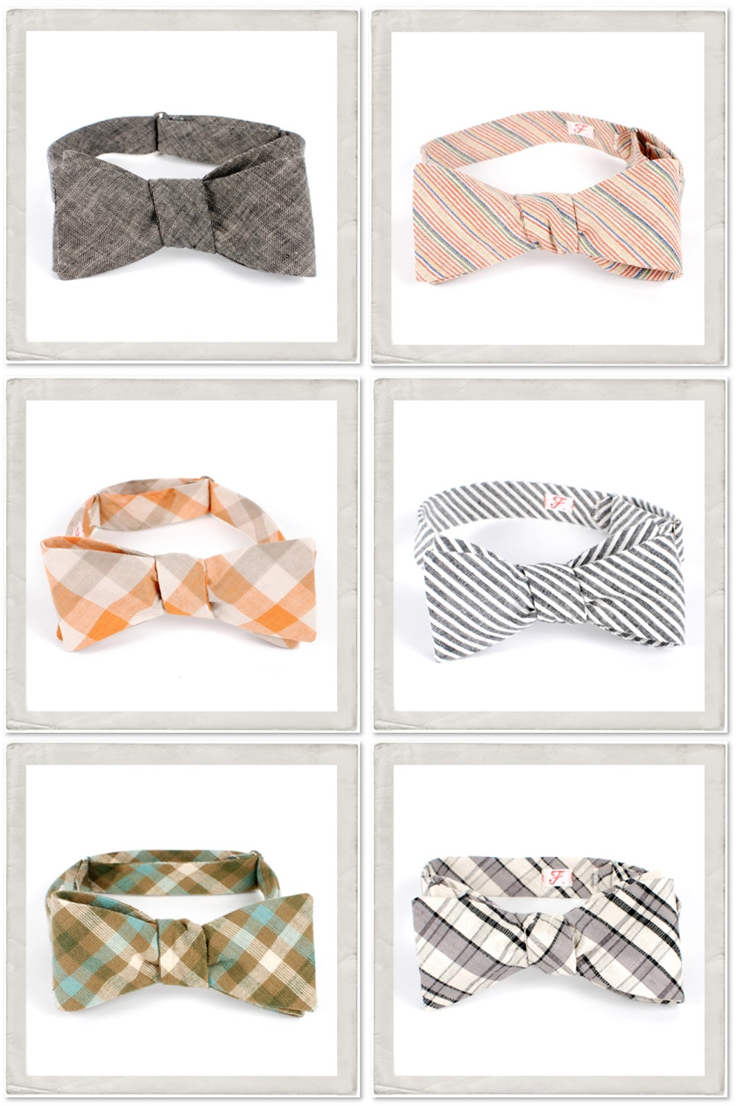 Not feeling the necktie! Check out some of Forage Bow ties!