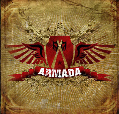 Logo lambang Group Band Armada