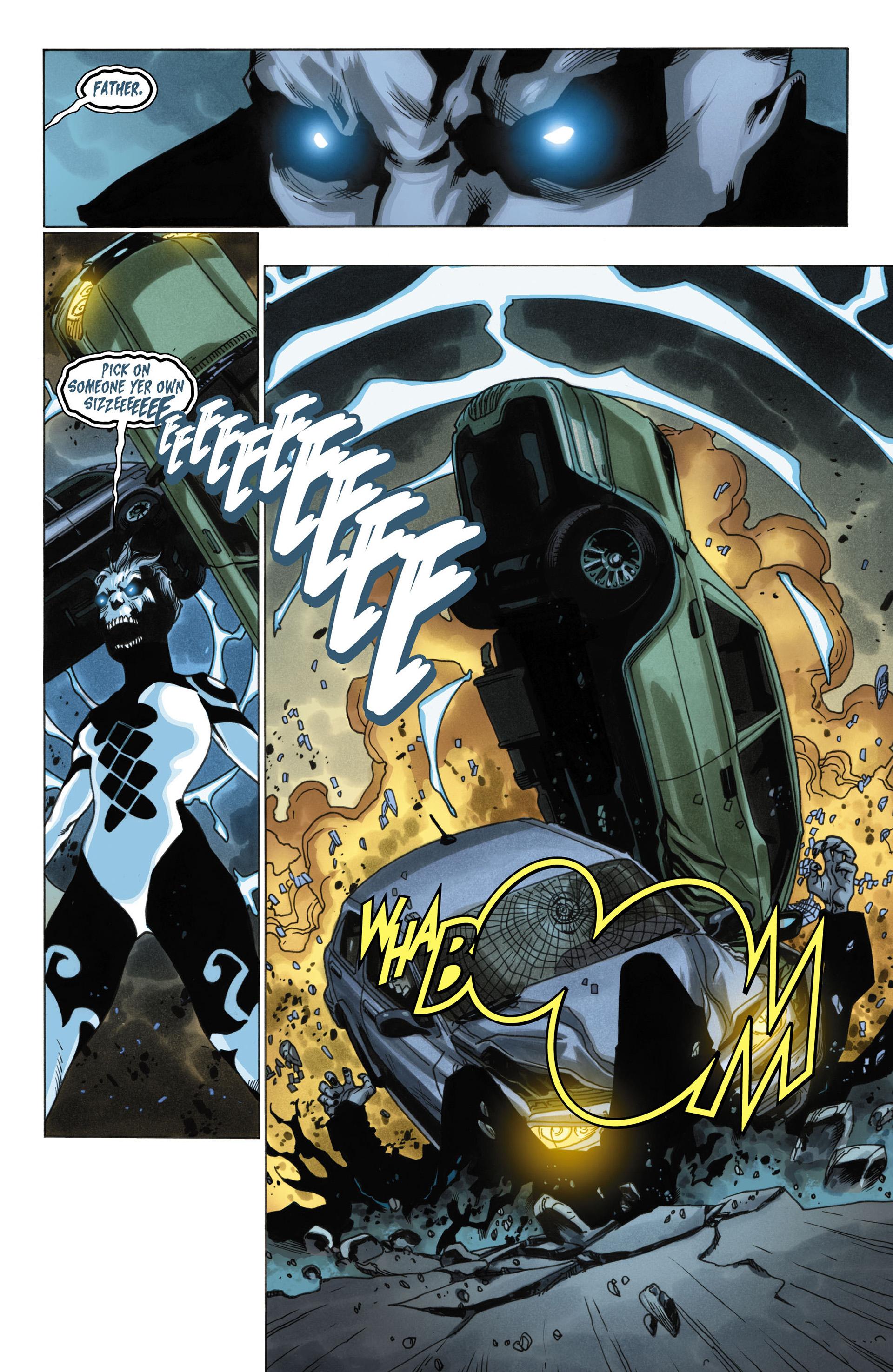 Supergirl (2011) Issue #9 #11 - English 12