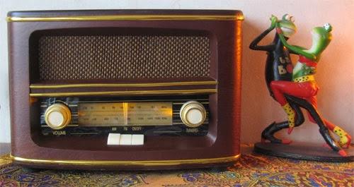 Hannele i radio
