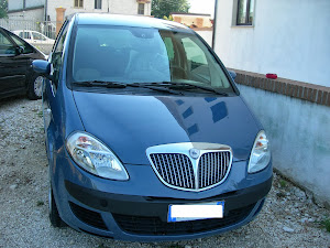 Lancia Musa 1.3 m.jet Anno 2007 82.000 km full optional 6.500,00 euro