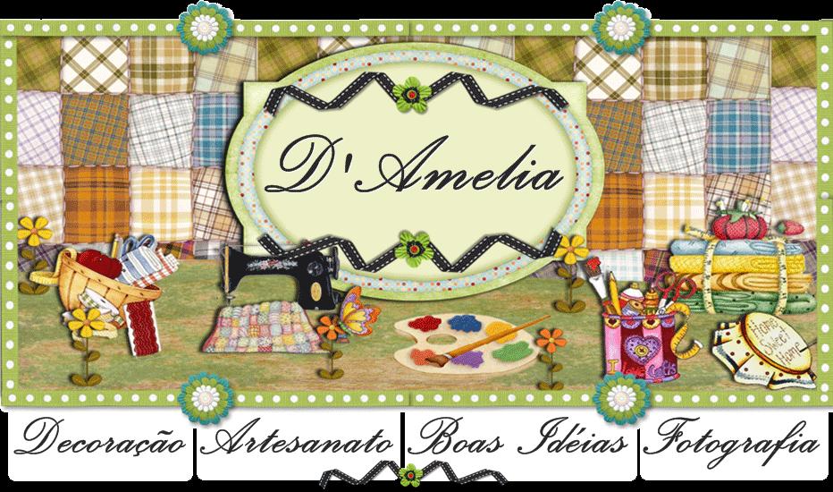 D`Amelia ,Feitos e Refeitos