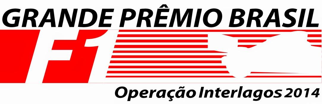 Logotipo Operação Interlagos 2014