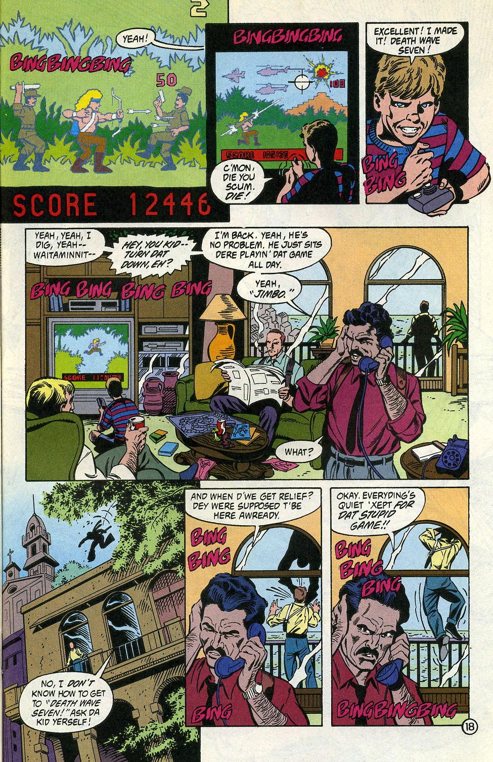 Deathstroke (1991) Issue #2 #7 - English 23