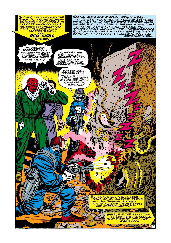 Captain America (1968) Issue #101 #15 - English 6