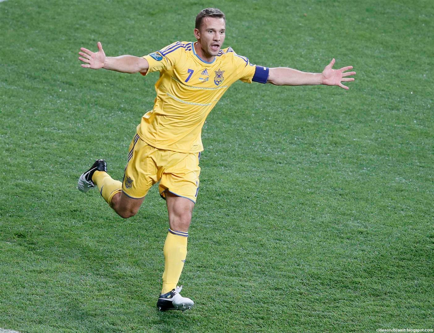 Andriy shevchenko ukrainian legend back euro 2012 ukraine hd desktop