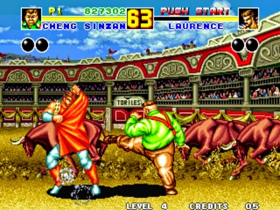 Fatal Fury 2 Game For PC Full Version