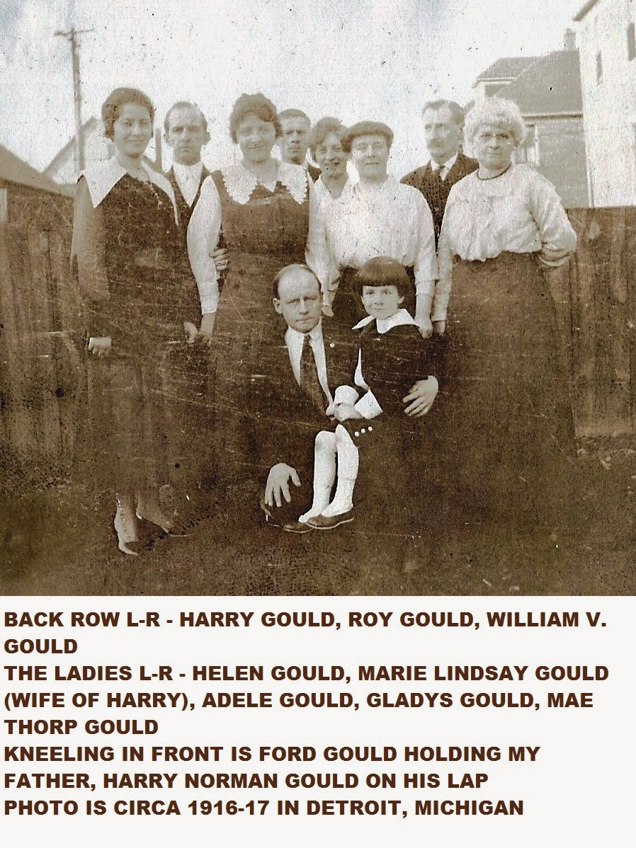 Michigan family trails evaluating your records on an individual gladys was the daughter of william val gould and mae thorp she was born 11 jul 1890 in detroit wayne michigan aiddatafo Choice Image