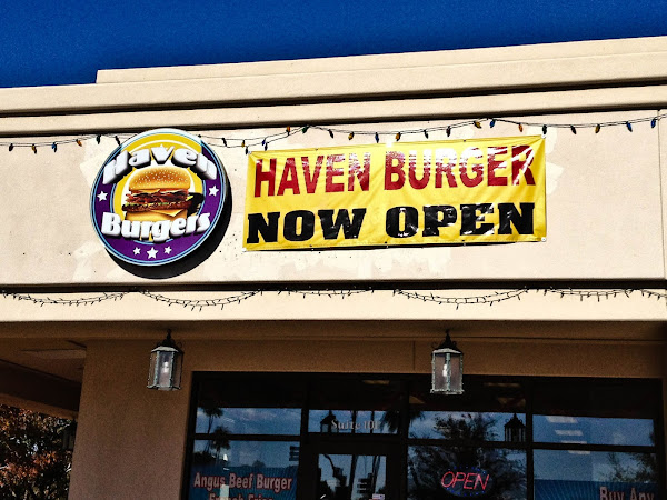 A 'Havenly' Burger