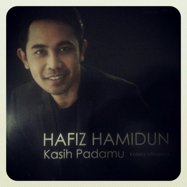 Kasih Padamu - Hafiz Hamidun