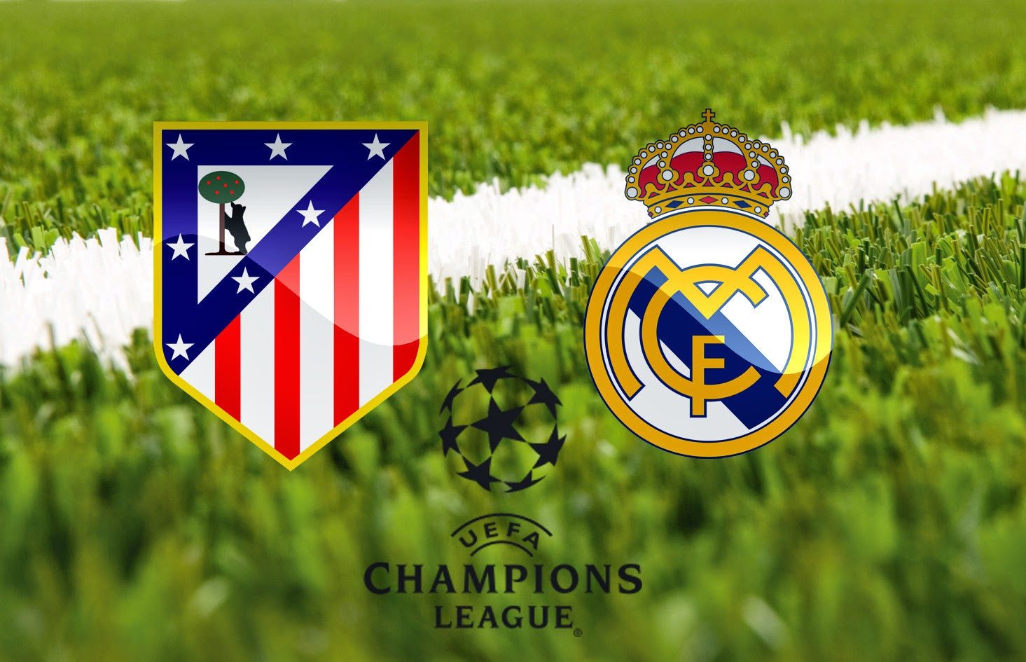 22/04/2015 Real Madrid Atletico Madrid maçı canlı izle