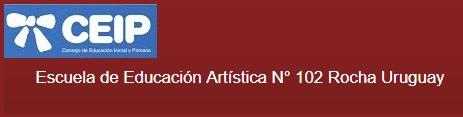 Escuela N°102 de Ed.Artística