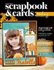 Scrapbook and Cards Today Fall Issue
