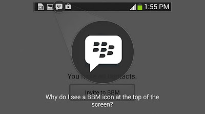 Update BBM Android dan iOS