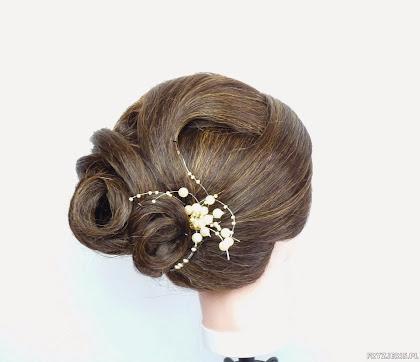 fryzura ślubna 55