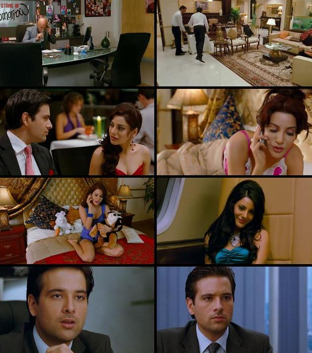 U R My Jaan 2011 Hindi 720p WEB HDRip 1GB
