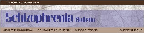 http://schizophreniabulletin.oxfordjournals.org/