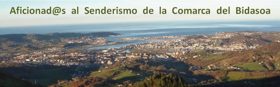 Aficionad@s al Senderismo de la Comarca del Bidasoa