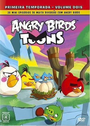 Angry Birds Toons Vol 2 Online Dublado