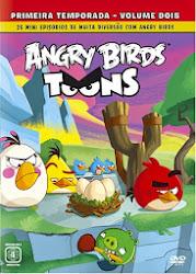 Baixe imagem de Angry Birds Toons Vol 2 (Dublado) sem Torrent