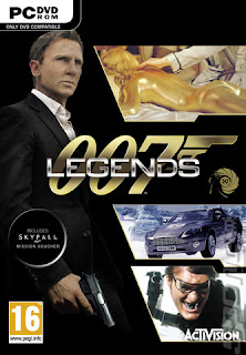 007 Jogo 007 Legends FLT – PC (2012)