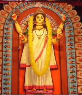 The Advaitist - Mantra Kavacha Stotra - Jagaddhatri