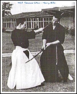 K Abbe Sensei - Summer Budo School 1963