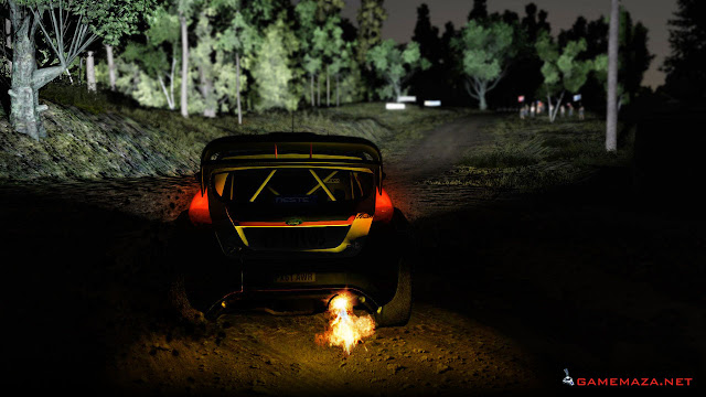 WRC 5 FIA World Rally Championship Gameplay Screenshot 4