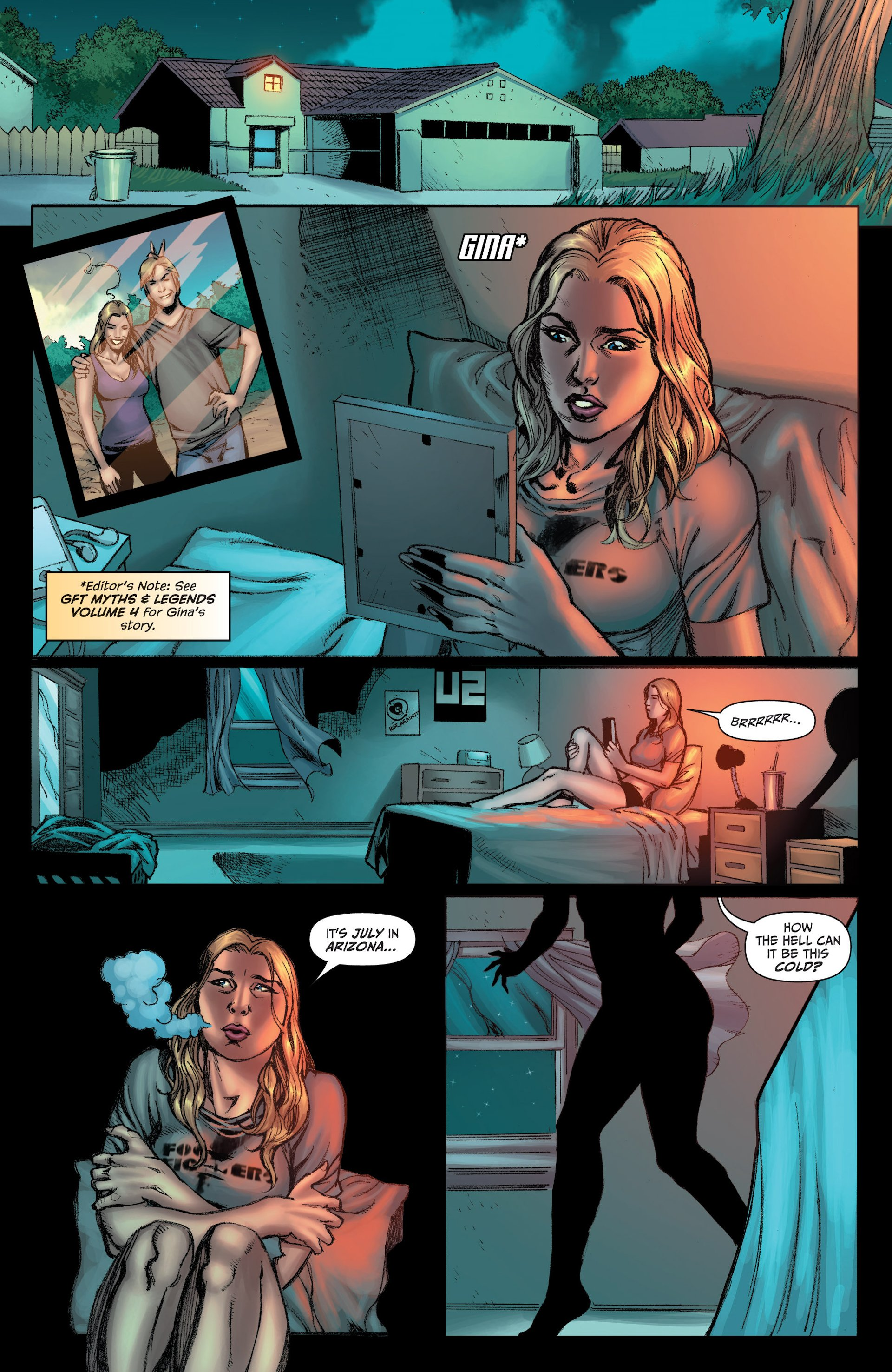 Grimm Fairy Tales (2005) Issue #96 #99 - English 12