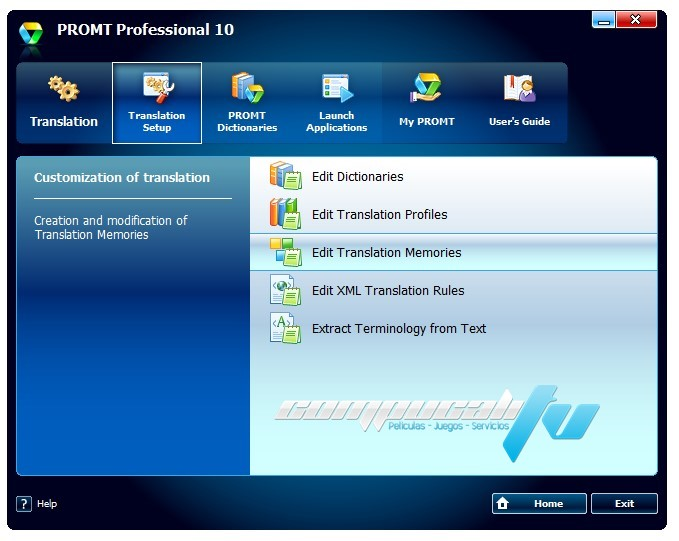 PROMT Traductor Empresarial Professional 10 Final