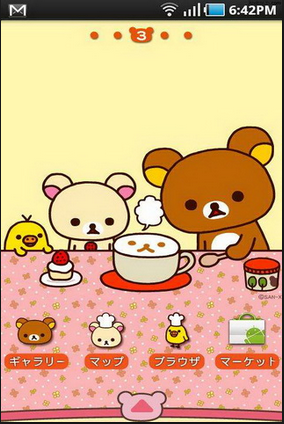 hello kitty themes android