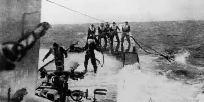 Misteri U-196, Kapal NAZI Yang Hilang Di Pelabuhan Ratu