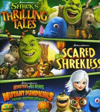 Historias de Halloween de Dreamworks (2010)