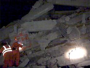 Edificio desplomado en el Ens. Ozama tenía permiso del ASDE pero nunca lo supervisaron