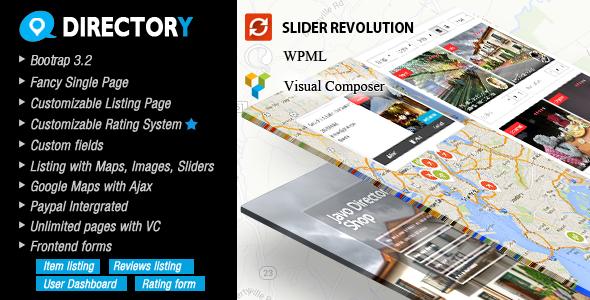 Javo Advertising Directory 2.1.0