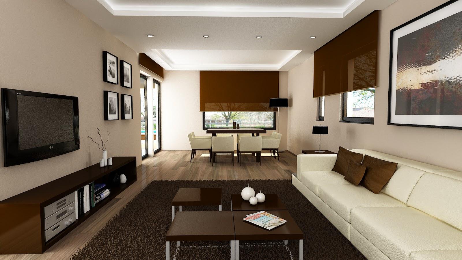 Tres ideas de vanguardia para el sal n de tu vivienda for Diseno de modulares para comedor