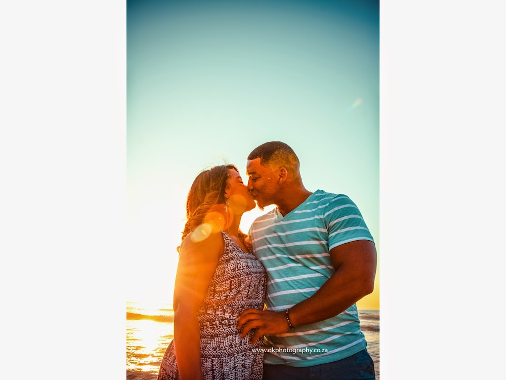 DK Photography LASTWEB-188 Robyn & Angelo's Engagement Shoot on Llandudno Beach { Windhoek to Cape Town }  Cape Town Wedding photographer