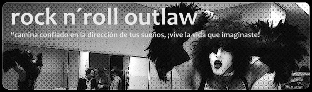 rock n´roll outlaw