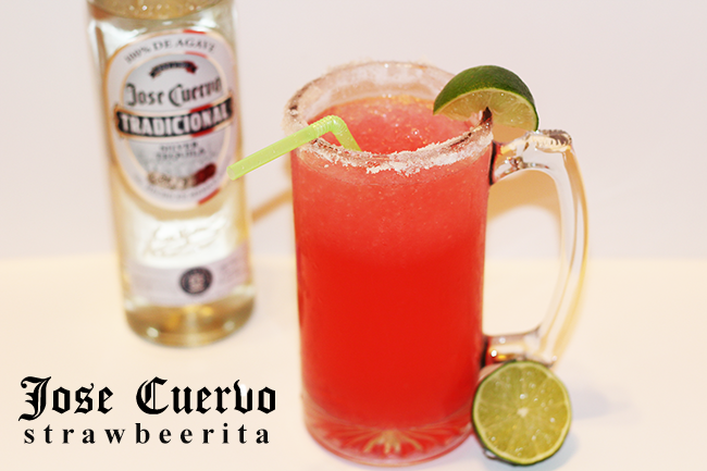 jose cuervo margarita recipe