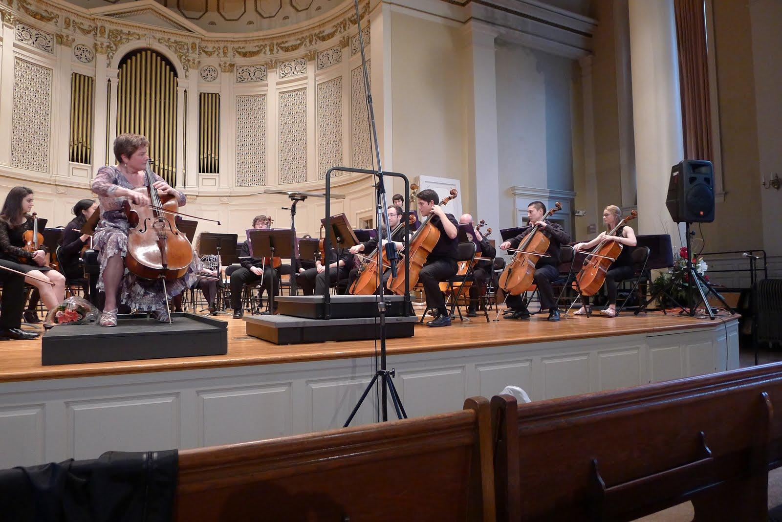 Denison University Orchestra