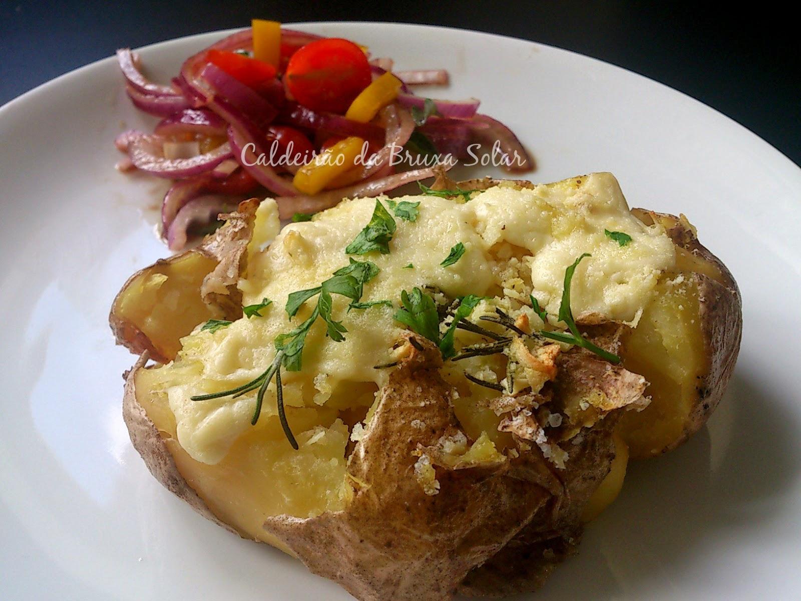 Batatas ao murro & gratinadas