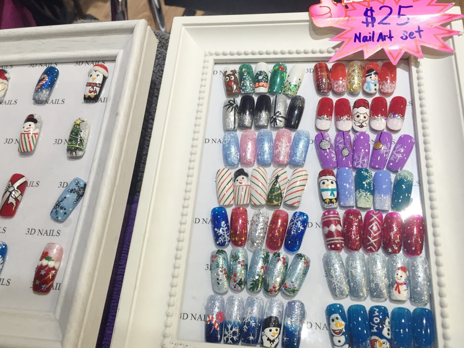 3d Nails Jurong East Singapore Gelish Nail Art At Only S25nett