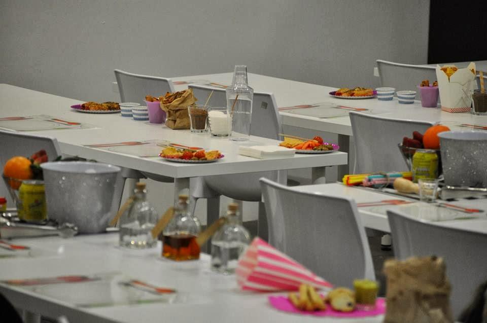 Nueva escuela de cocina en los rosales julya pepry for Escuela de cocina