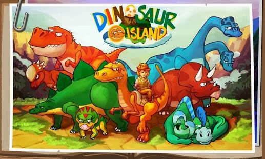 Dinosaur İsland Android FULL APK İNDİR