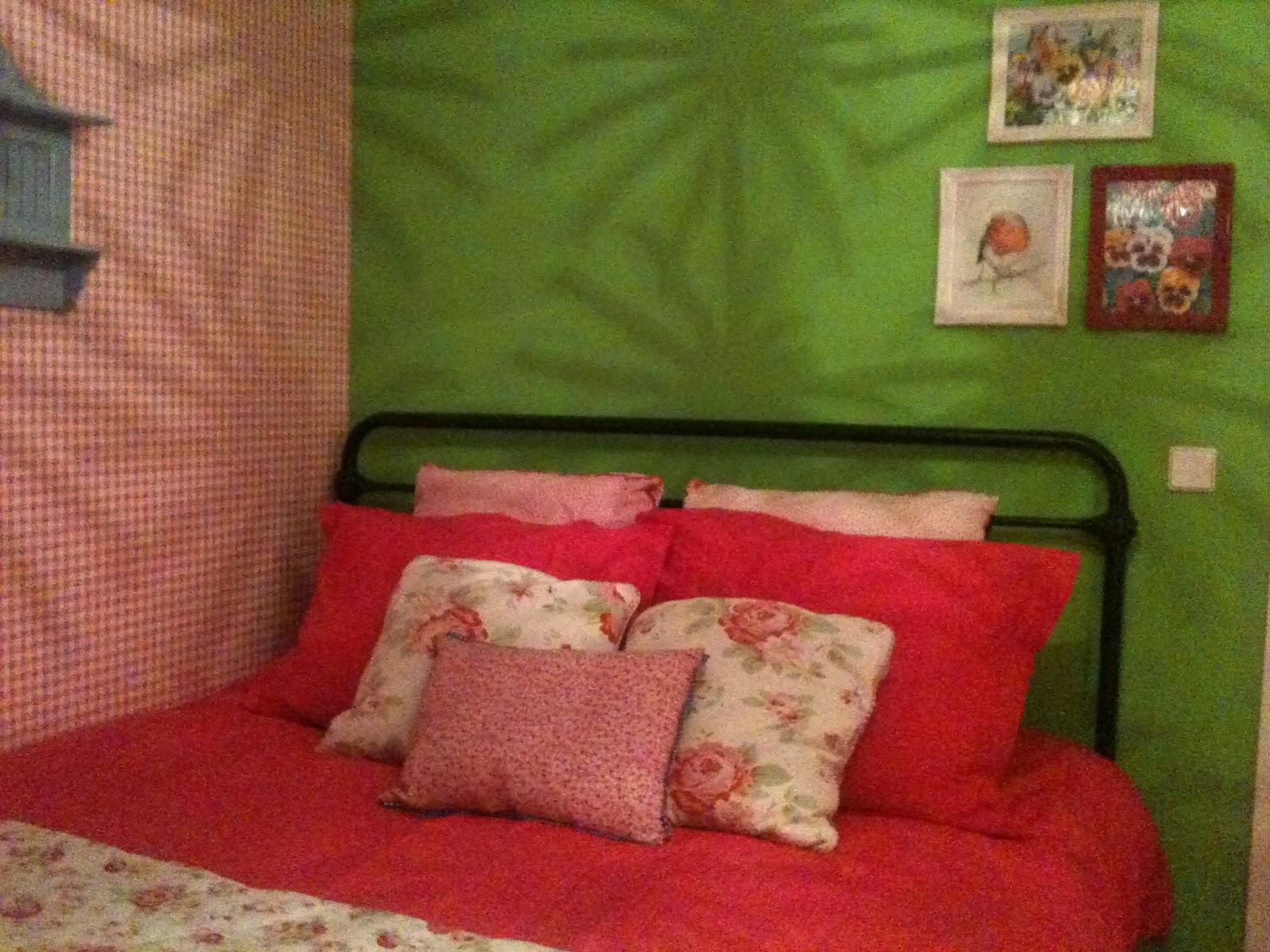 Belevenissen van een stadsmuis: Slaapkamer make-over